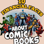 The Comic Book Industry: 10 Facts About Its Financial Superpowers