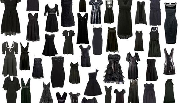 les petites robes noires variées