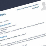 How to Write a Professional and Creative Resume