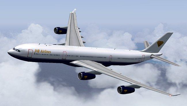 3. Airbus A340-300 – $600 million
