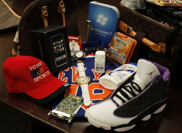 Top 9 Most Counterfeited Products In America Financesonline Com