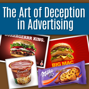 the art of deceptive advertising quick review of false  the art of deceptive advertising quick review of false misleading tricks used in ads financesonline com