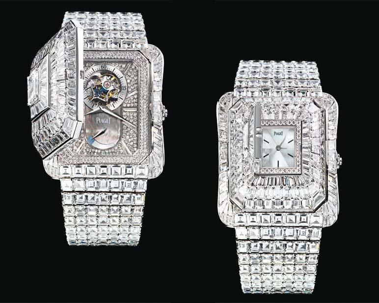 10 Really Expensive Diamond Crusted Watches