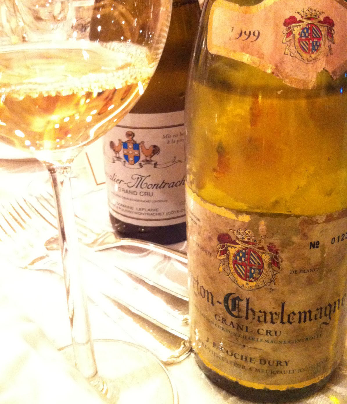 Top 5 Most Expensive White Wines In The World Chardonnay