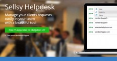 Logo of Sellsy Helpdesk