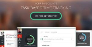 Logo of TrackingTime