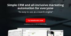 salesformics website