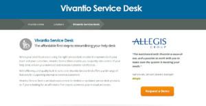 Logo of Vivantio Service Desk
