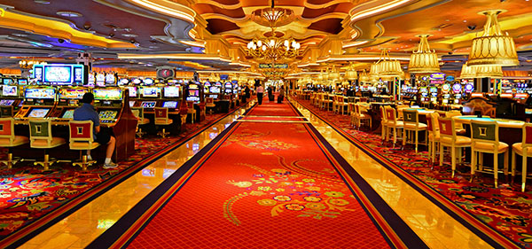 vegas casino games list