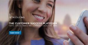 Logo of Salesforce CRM