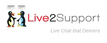 Logo of Live2Support
