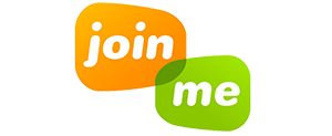 join.me logo web conferencing