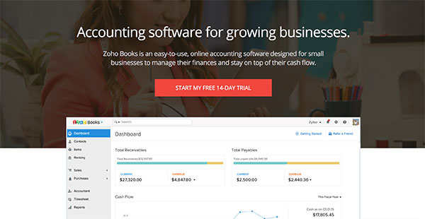 Zoho Books Reviews: Overview, Pricing and Features