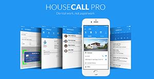Logo of HouseCall Pro