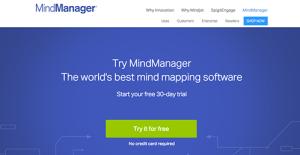 Logo of MindManager