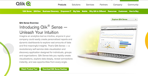 Qlik Sense Reviews: Overview, Pricing and Features