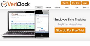 Logo of VeriClock