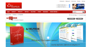 Logo of AJ Help Desk