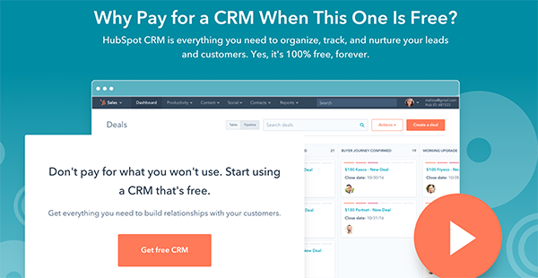 HubSpot CRM Reviews: Overview, Pricing and Features