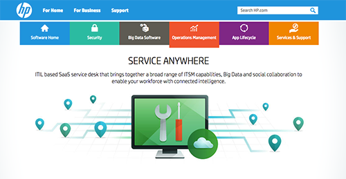 HP Service Anywhere Reviews: Overview, Pricing and Features
