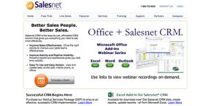 Logo of Salesnet