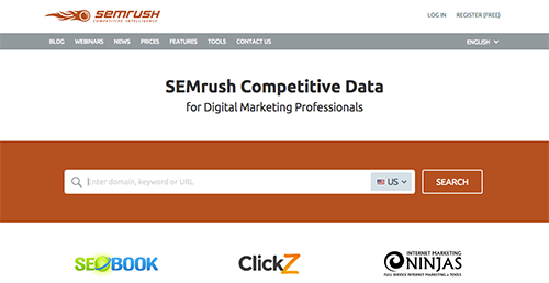 SEMrush Reviews: Overview, Pricing and Features