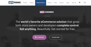 Logo of WooCommerce