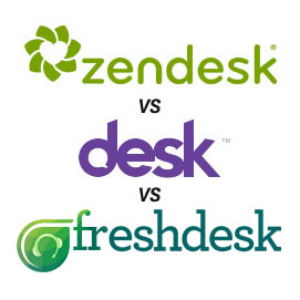 Compare Desk vs. Freshdesk vs. Zendesk: Which Help Desk Solution Is The Best? - Financesonline.com