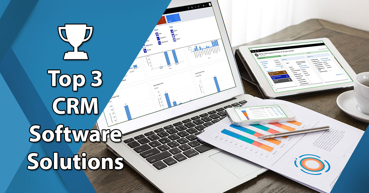 Top 3 CRM Solutions: Comparison of HubSpot, Salesforce and