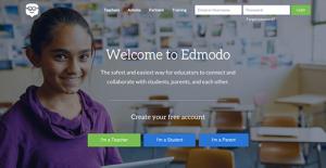 Logo of Edmodo