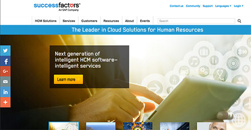 SuccessFactors Reviews: Overview, Pricing and Features