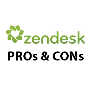 Zendesk Pros and Cons: What's The Best Help Desk Software