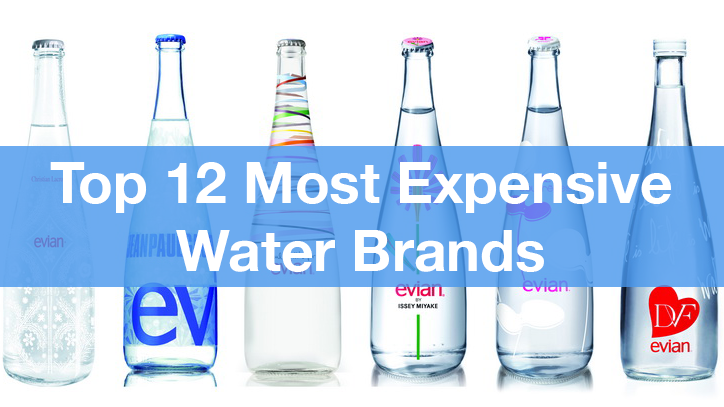 top 12 most expensive water brands in the world beverly hills 9oh20