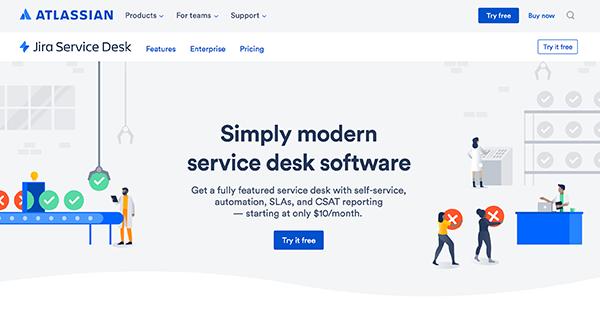 jira service desk reviews overview pricing and features rh reviews financesonline com