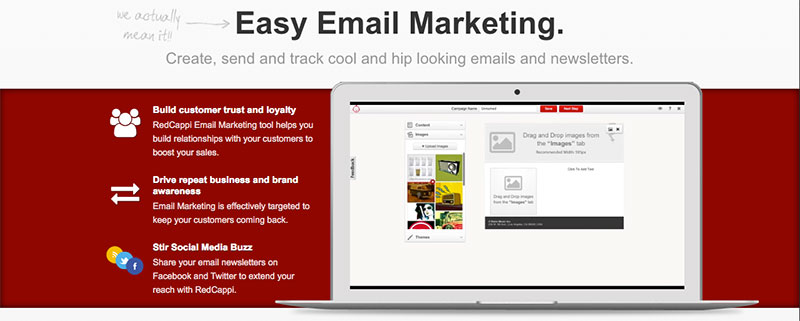 Review of RedCappi: Pros, Cons and Pricing of Award-winning Email