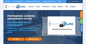 Logo of JoomlaLMS