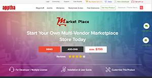 Logo of Apptha Marketplace