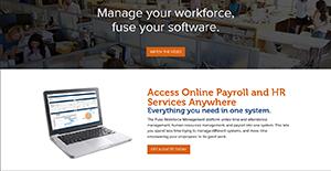 Logo of Fuse Workforce Payroll