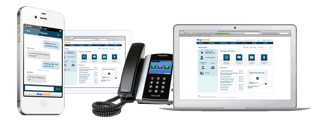 RingCentral: Pros & Cons Of The Top Cloud Phone System