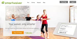Logo of Smartwaiver
