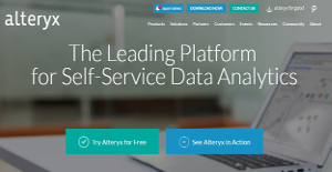 Alteryx Reviews: Overview, Pricing, and Features