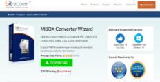 Logo of MBOX Converter Wizard