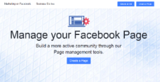 Logo of Facebook Pages Manager