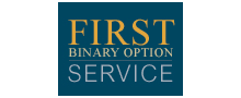 Logo of First Binary Option Service