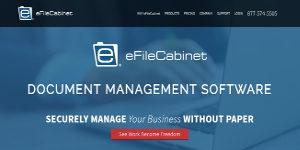 Logo of eFileCabinet