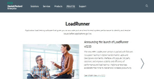 HP Loadrunner Reviews: Overview, Pricing and Features