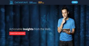 Logo of DataWeave Brand Analytics
