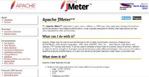 Logo of Apache JMeter