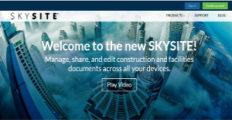 Logo of SkySite