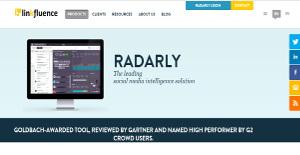 Logo of Radarly